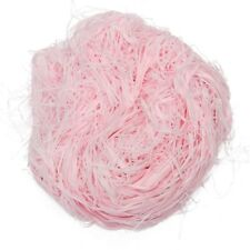 100g Luxury Pink Shredded Tissue Hamper Paper Gifts Box Candy Packaging B3D8