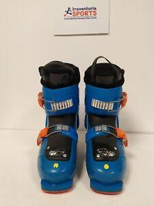 2017 Tecnica JTR 2 Ski Boots (EU 36 2/3; UK 4; Mondo 235) Winter Sport Snow Fun