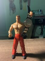 Christian Wrestling Action Figure WWE Jakks Pacific w/Belt