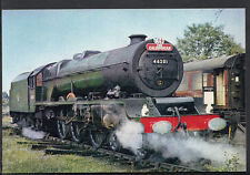 Railways Postcard - L.M.S.R 'Pacific' Locomotive 'Princess Elizabeth'  RR1450