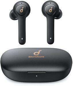 Anker Soundcore Life P2 Bluetooth Kopfhörer Wireless Earbuds Schwarz A3919