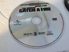 Catch a Fire (DVD, 2007)Disc Only Free Shipping