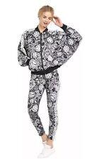 6291d6501ef Adidas Originals floral bomber Ladies Jacket/ sizes 10, 12.