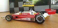 #2, Ferrari 312T2 1976, CLAY Regazzoni, Exoto 97130 1:18 top detailliert.