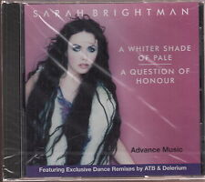 sarah brightman a whiter shade of pale cd limited edition new