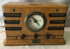 Crosley CR19 Replica 1936 Metro AM/FM Radio and Cassette - Metro