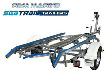 Brand New Seatrail 4.8m Skid Boat Trailer (5.41M Overall Length)