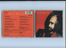 Demis Roussos West Germany Mercury Green Arrow 1st Press 1983 CD Target era