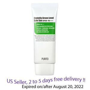 Purito Centella Green Level Safe Sun SPF 50+PA+++