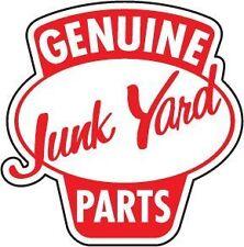 """Genuine Junk Yard Parts Sticker Decals Auto Car Truck Rat Rod  2.5"""""""