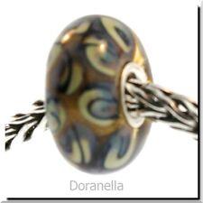 Authentic Trollbeads Glass 61391 Wild Cat :1 RETIRED