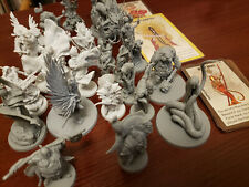 Rising Sun Expansions Replacement Miniatures Daimyo Dynasty Invasion Kami