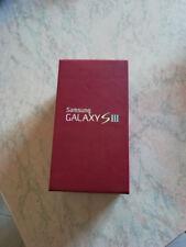 Samsung Galaxy S3 Carnet Red GT-I9300- Usato- Connettore ricarica guasto