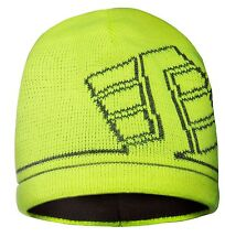 SNICKERS Workwear 9093 a 2 Strati Giallo Wind Stopper Beanie