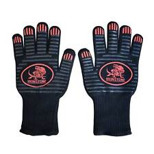 Ironstone - Heat Resistant Gloves ( Red/Black ) - Pair