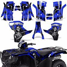 Graphic Kit Honda Foreman 500 ATV Quad Decals Stickers Wrap 2015 2016 REAP BLUE