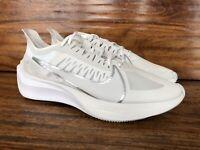 Unworn In Box Men's Nike Zoom Gravity Platinum Tint Metallic Silver Size 11
