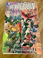 Batman & Robin Eternal Volume 1 Softcover Graphic Novel by DC Comics GREAT EXC++