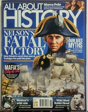 All About History June 2016 Nelson's Fatal Victory Marco Polo FREE SHIPPING sb