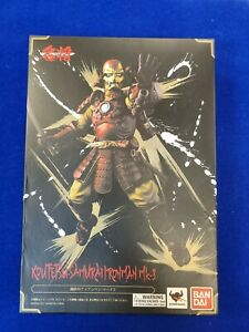 *NEW* Bandai Tamashii Nations Manga Realization Samurai Iron Man Marvel
