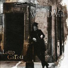 WILLY DEVILLE - LOUP GAROU NEW CD
