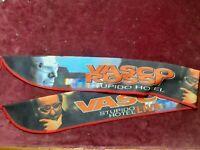 BLASCO fascia da concerto STUPIDO HOTEL Vasco Rossi 2001