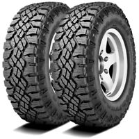 2 New Goodyear Wrangler DuraTrac LT 235/80R17 Load E 10 Ply AT All Terrain Tires