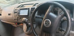 2005 VW MULTIVAN 7 SEATER