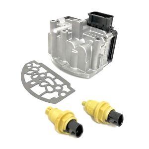 A604 Transmission Shift Solenoid Pack Service Kit w/ Speed Sensors 41TE