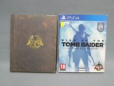 Playstation 4 - Rise Of The Tomb Raider 20 Year Celebration  PS 4 - 18er Version