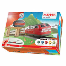 MARKLIN my world German Intercity Starter Set HO Gauge MN29302