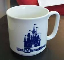 Walt Disney World Castle Coffee Mug