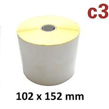 102 x 152 mm Versandetiketten auf Rolle Thermoetiketten  DHL DPD UPS