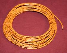 25ft 18 Ga Primary Pattern Cloth Wire Hit & Miss Engine Gas Fuel Maytag