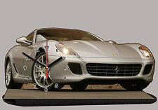 MINIATURE, MODEL CARS,  FERRARI 599 GTB, ferrari-599-gtb-06 en horloge