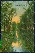 Torino Città Canale Michelotti cartolina MZ9461