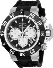 Invicta 22919 Subaqua Men's 50mm Chronograph Stainless Steel Black Dial Watch