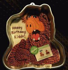 VTG Wilton 1988 Alf Alien Cake Pan with Insert Birthday #2105-2705 GUC 1980s