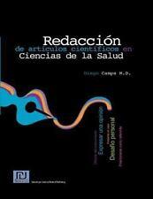 Redacción de Artículos Científicos en Ciencias de la Salud by Diego Camps...