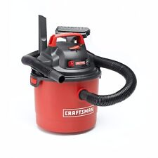 NEW Craftsman Portable Wall Mount 2.5 Gallon 2 Peak HP Wet/Dry Vac