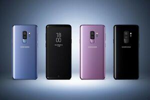 Samsung Galaxy S9+ Plus G965U Unlocked ATT/TMobile/Criket/simplemobile/MetroPcs
