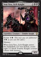 MTG Magic - (R) Dominaria - Josu Vess, Lich Knight - NM/M
