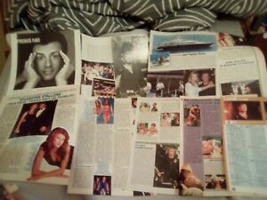 Clippings sylvester Stallone