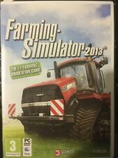 Farming Simulator (PC: Mac and Windows). Fantastic graphics, educational, fun.