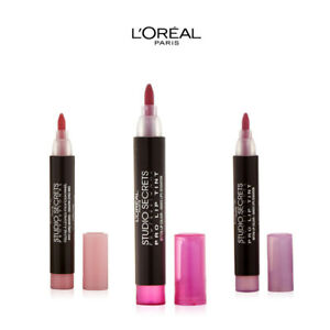 Loreal studio secrets pro lip tint Various Shades