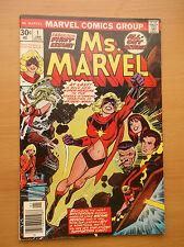 MARVEL: MS. MARVEL #1, CONFIRMED MOVIE,  HOT, KEY BOOK, 1976, FN/VF (7.0)!!!
