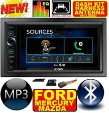 FORD MERCURY MAZDA BLUETOOTH TOUCHSCREEN USB SD AUX CAR RADIO STEREO PACKAGE