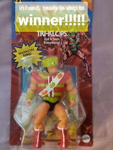 *IN HAND* Mattel Creations Masters Of The Universe MOTU Origins Tri-Klops Fans