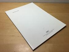 Press Release - IWC Schaffhausen - New Prodotti 2006 - For Collectors