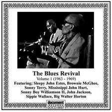 CD de musique acoustique pour Blues